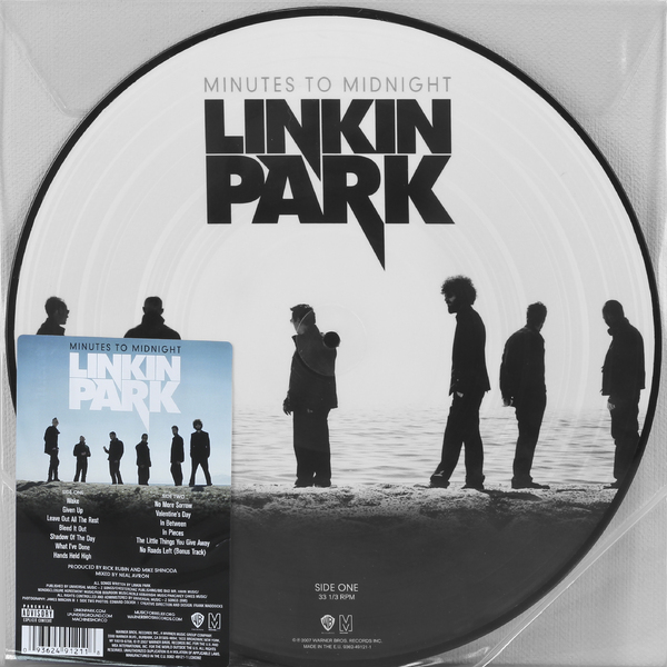 Linkin Park Linkin Park - Minutes To Midnight (picture)