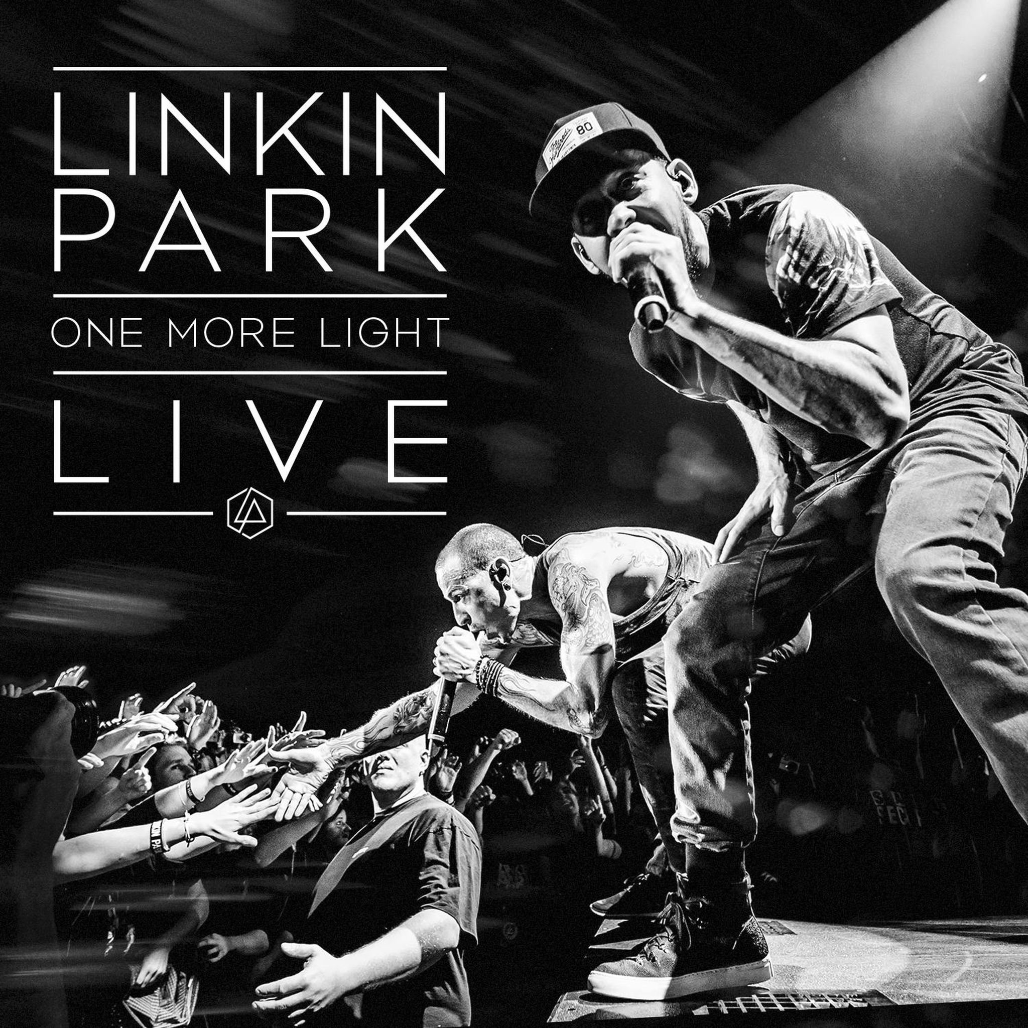 Linkin Park Linkin Park — One More Light Live (2 LP) one more light cd