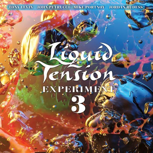 Liquid Tension Experiment - 3 (180 Gr, 2 Lp + Cd)