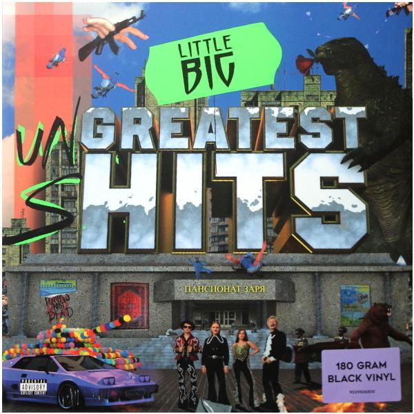 Little Big - Greatest Hits (180 Gr, 2 LP)