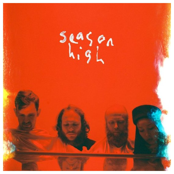 Little Dragon Little Dragon - Season High (lp+cd)