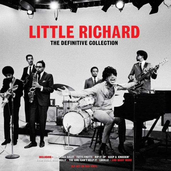 цена на Little Richard Little Richard - Definitive Collection (colour, 180 Gr, 3 LP)