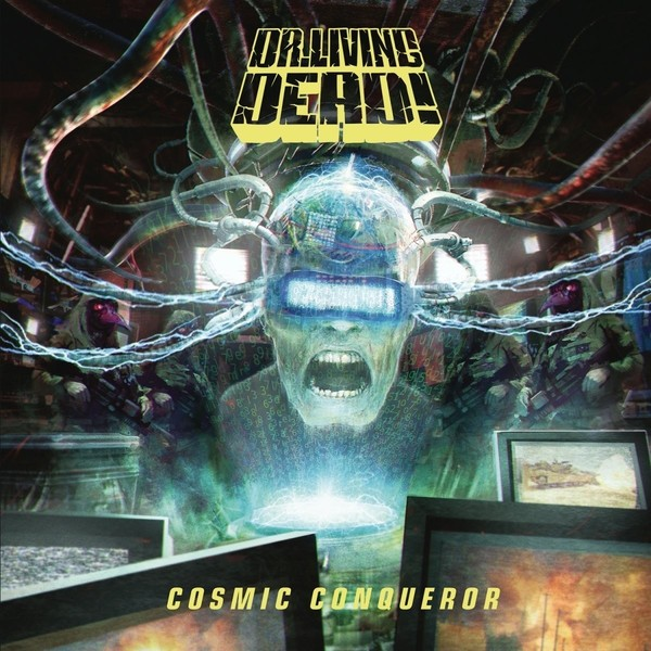 Dr. Living Dead! Dr. Living Dead! - Cosmic Conqueror (lp+cd) malevolent creation malevolent creation dead man s path lp cd