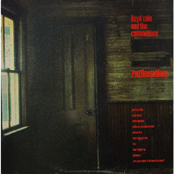 Lloyd Cole Commotions Lloyd Cole Commotions - Rattlesnakes (180 Gr) цена