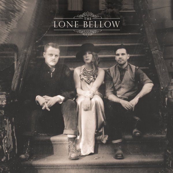 Lone Bellow Lone Bellow - The Lone Bellow new original ii0309 warranty for two year