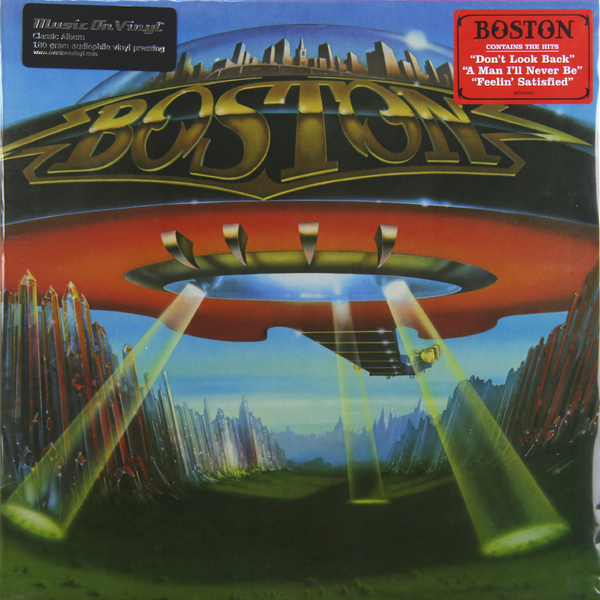 Boston Boston - Don't Look Back (180 Gr) boston