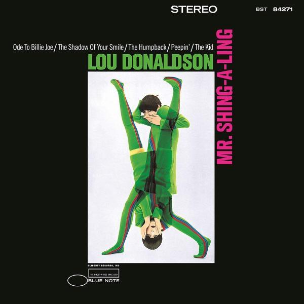 Lou Donaldson - Mr. Shing-a-ling (180 Gr)