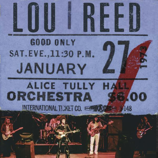 Lou Reed - Live At Alice Tully Hall (limited, Colour, 2 LP)