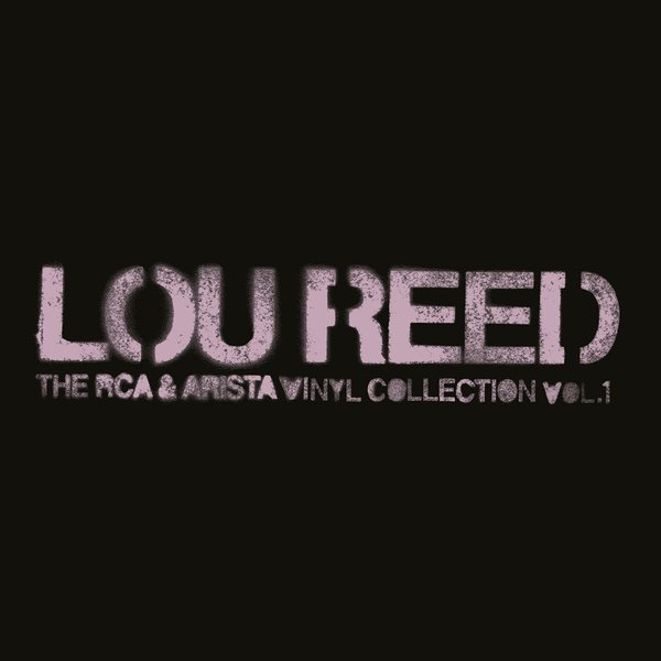Lou Reed - The Rca Arista Vinyl Collection Vol. 1 (6 LP)