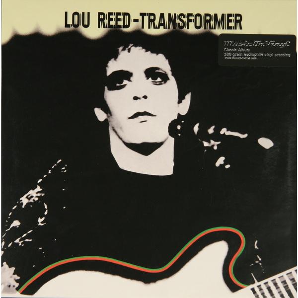 Lou Reed Lou Reed - Transformer (180 Gr) tombo 2010 aero reed d