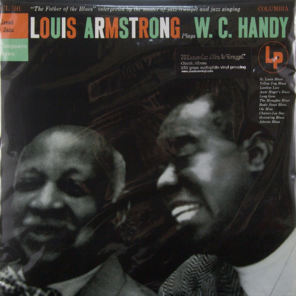 Louis Armstrong Louis Armstrong - Plays W.c. Handy louis armstrong and duke ellington the great reunion lp