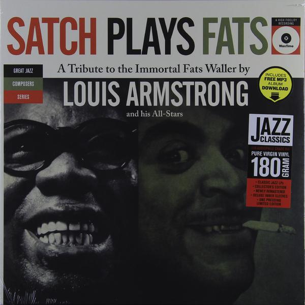 Louis Armstrong Louis Armstrong - Satch Plays Fats + 2 Bonus (180 Gr) plays