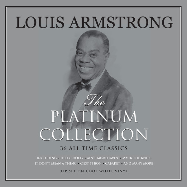 Louis Armstrong Louis Armstrong - The Platinum Collection (3 LP) nat king cole nat king cole the platinum collection 3 lp