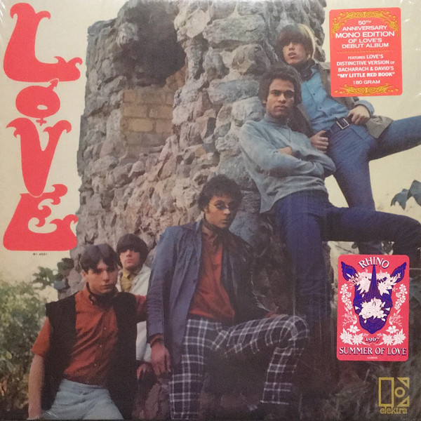 LOVE LOVE - Love (50th Anniversary Mono Edition) love love love 50th anniversary mono edition