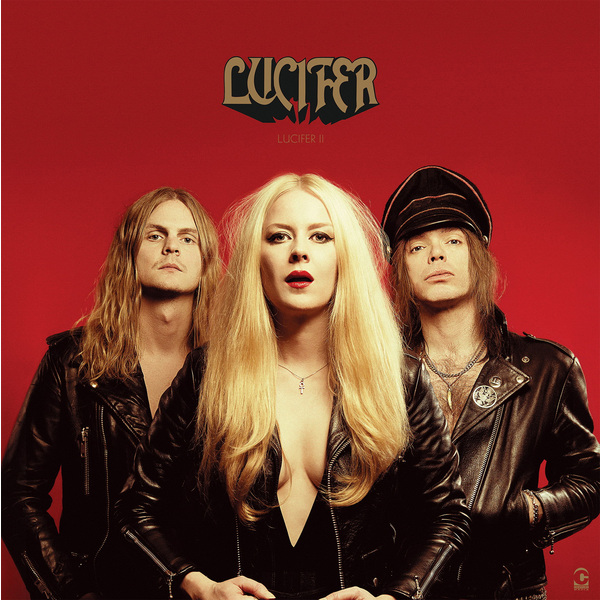 Lucifer Lucifer - Lucifer Ii (lp 180 Gr + Cd) sensky us plug 52 music wireless remote control door chimes 300m distance 1 door bell 1 remote control 0c1