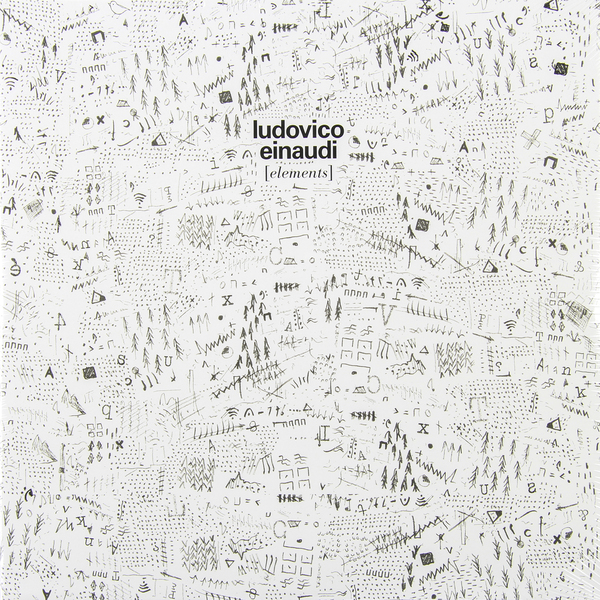 Ludovico Einaudi Ludovico Einaudi - Elements (2 LP) echoes the einaudi collection cd