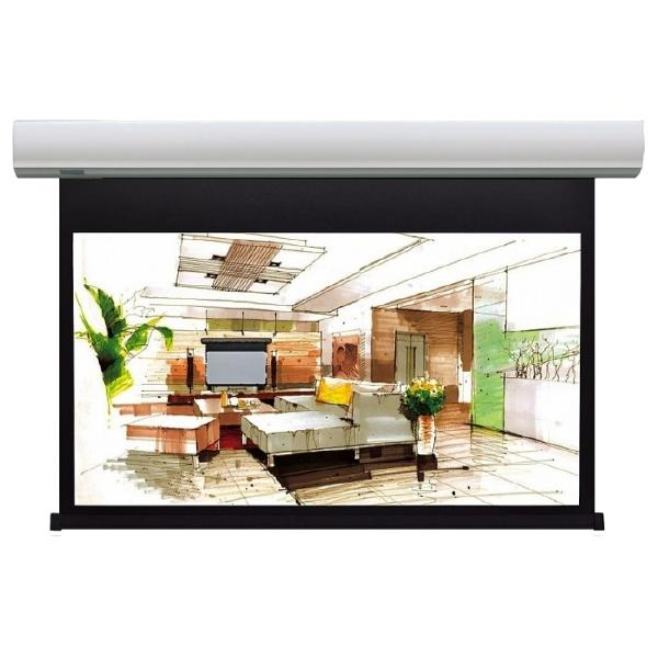 Экран для проектора Lumien Cinema Control (16:9) 100 125x222 Matte White FiberGlass / Body