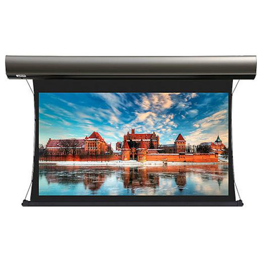 Экран для проектора Lumien, Cinema Tensioned Control (16:9) 106 132x235 Matte White Sound / Titanium Body  - купить со скидкой