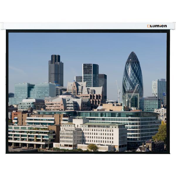 Экран для проектора Lumien Master Business Control (16:10) 96 129x207 Matte White