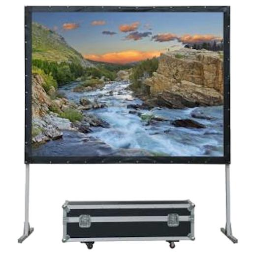 Экран для проектора Lumien, Master Fold (16:9) 275 343x610 Front Projection + Rear Projection  - купить со скидкой