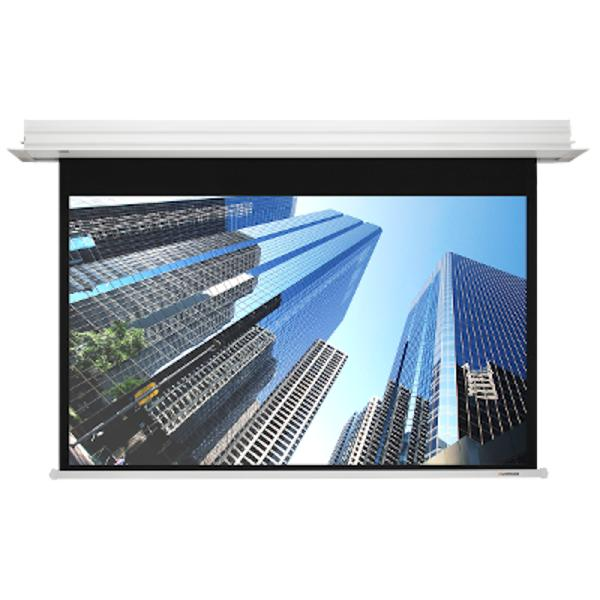 Фото - Экран для проектора Lumien Master Recessed Control (16:9) 133 166x295 Matte White / White Body экран для проектора lumien master recessed control 16 10 119 160x256 matte white white body