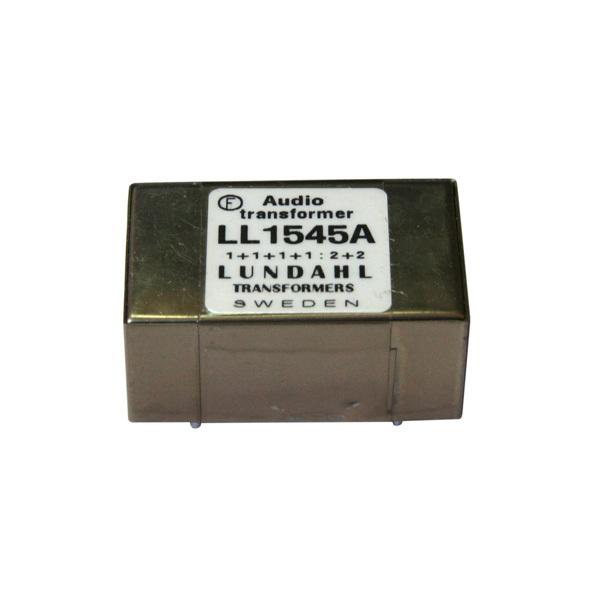 Трансформатор Lundahl LL1545A трансформатор lundahl ll1650