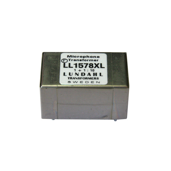 Трансформатор Lundahl LL1578XL трансформатор lundahl ll1650