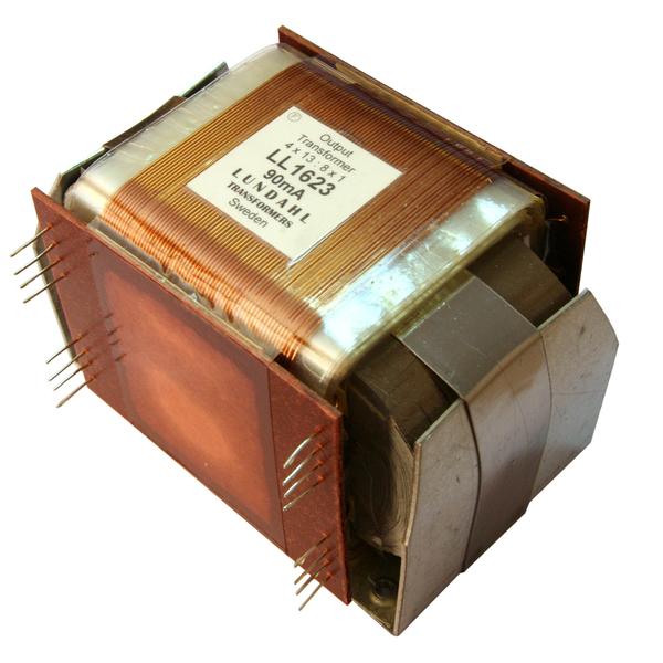 Трансформатор Lundahl LL1623 90 mA трансформатор lundahl ll1684