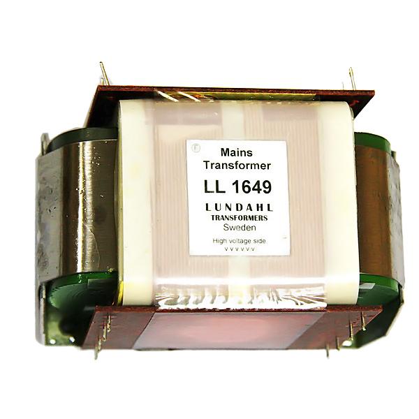 Трансформатор Lundahl LL1649 трансформатор lundahl ll1650