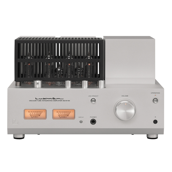Ламповый стереоусилитель Luxman SQ-N150 luxman l507ux