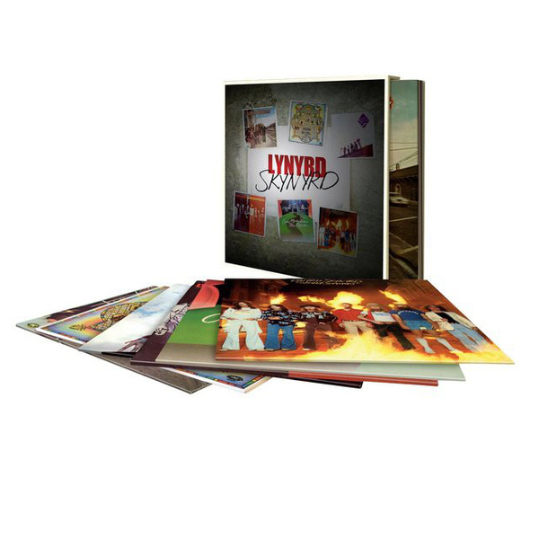 Lynyrd Skynyrd Lynyrd Skynyrd - Lynyrd Skynyrd (7 LP) lynyrd skynyrd lynyrd skynyrd one more from the road 2 lp