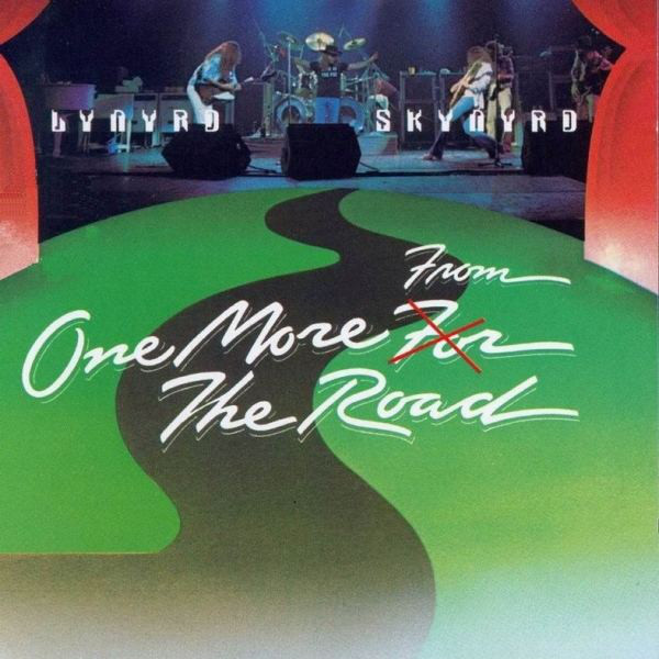 Lynyrd Skynyrd Lynyrd Skynyrd - One More From The Road (2 LP) the black crowes the black crowes three snakes and one charm 2 lp