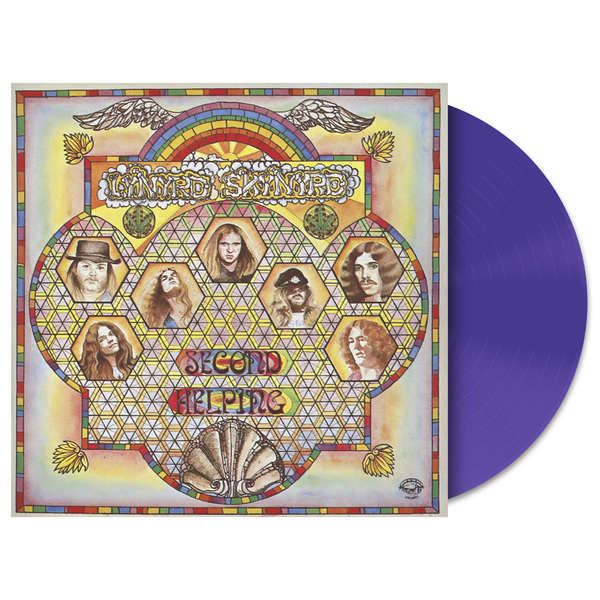 Lynyrd Skynyrd - Second Helping (colour)