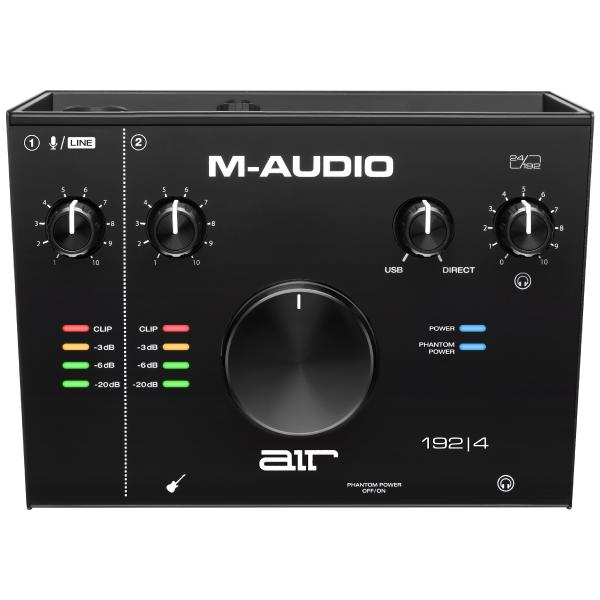 Аудиоинтерфейс M-Audio AIR 192/4