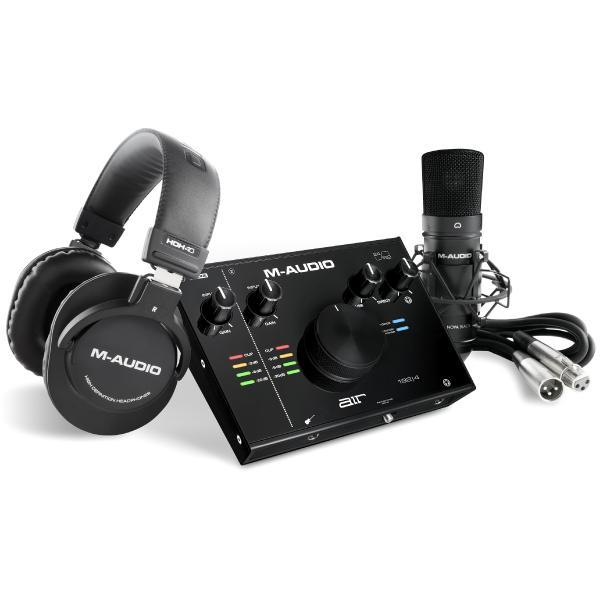 Комплект для записи M-Audio AIR 192/4 Vocal Studio Pro