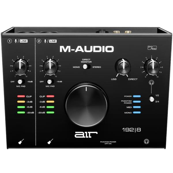 Аудиоинтерфейс M-Audio AIR 192/8