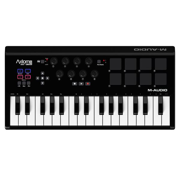 MIDI-клавиатура M-Audio Axiom AIR Mini 32 lacywear s 81 fio