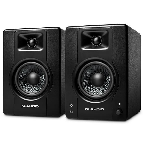 Фото - Мониторы для мультимедиа M-Audio BX4 Black мониторы для мультимедиа presonus eris e3 5 bt