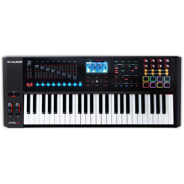 MIDI-клавиатура M-Audio CTRL49 m audio keyrig 49 в москве