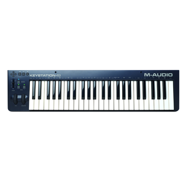 MIDI-клавиатура M-Audio Keystation 49 II