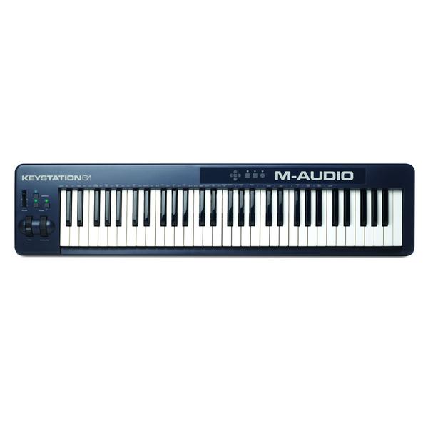 MIDI-клавиатура M-Audio Keystation 61 II m audio keystation 61 ii midi клавиатура