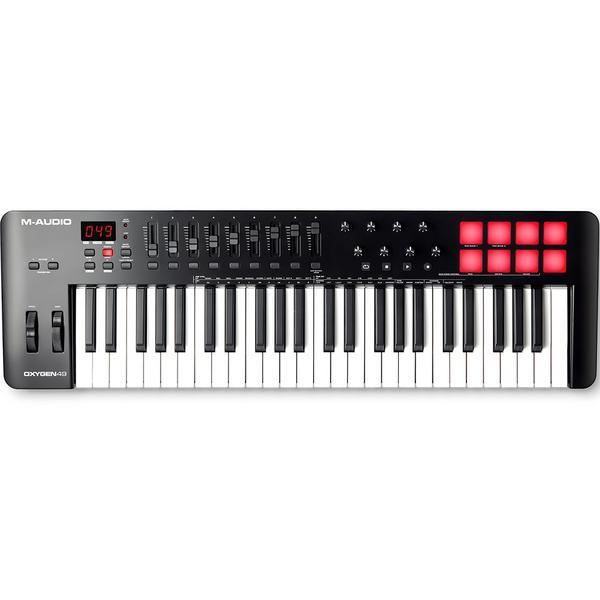 MIDI-клавиатура M-Audio Oxygen 49 MK V