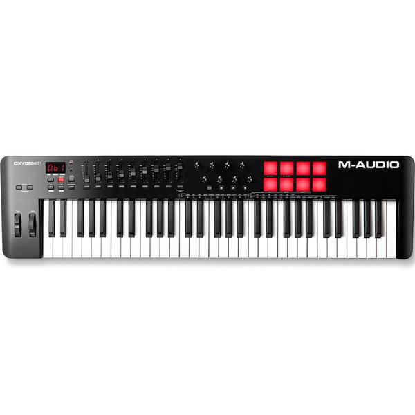 MIDI-клавиатура M-Audio Oxygen 61 MK V