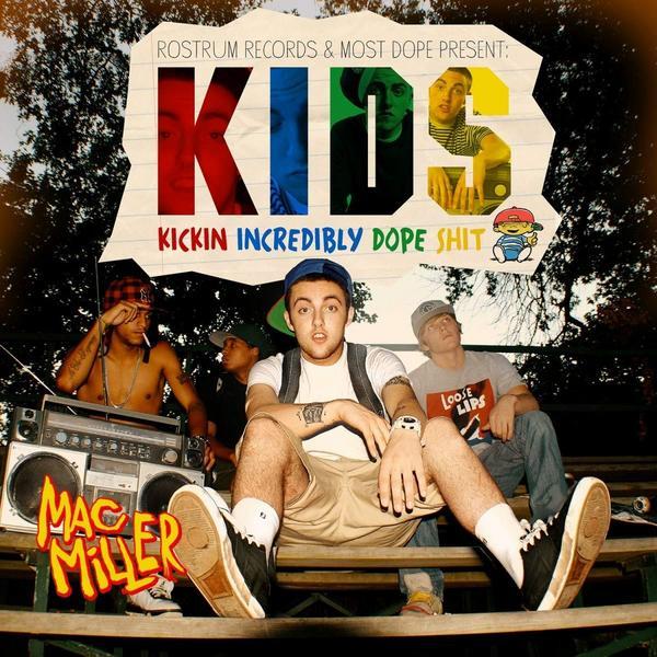 Mac Miller - K..s. (2 LP)