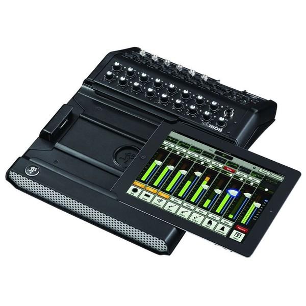 Цифровой микшерный пульт Mackie DL1608 mackie srm450v3