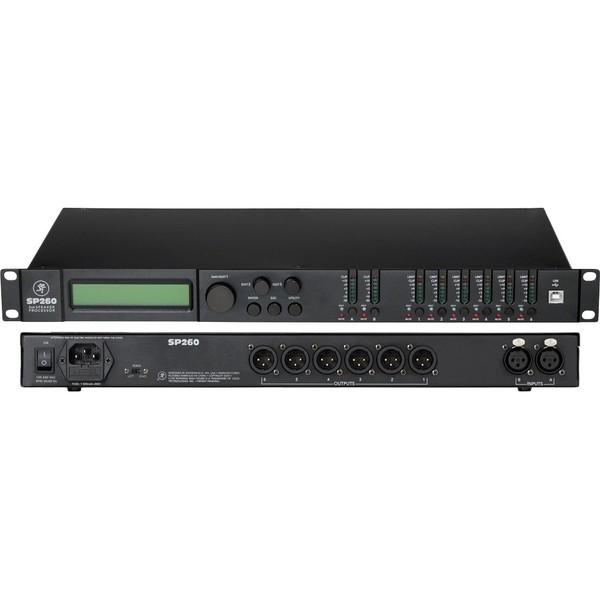 Контроллер/Аудиопроцессор Mackie SP260 mackie srm450v3