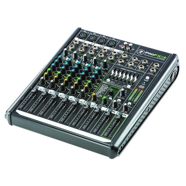 Аналоговый микшерный пульт Mackie ProFX8v2 аудиоинтерфейс mackie onyx producer 2•2