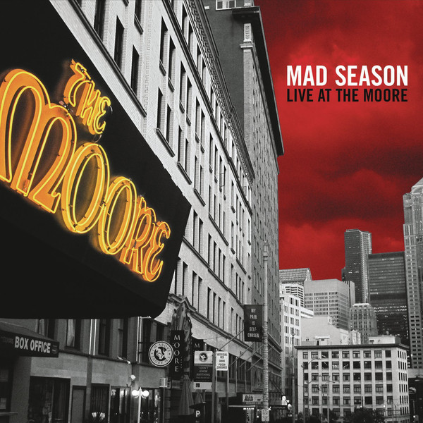 Mad Season Mad Season - Live At The Moore (2 Lp, 180 Gr) 1 set portable digital mug heat press machine cup heat press diy creative tool 220v 110v