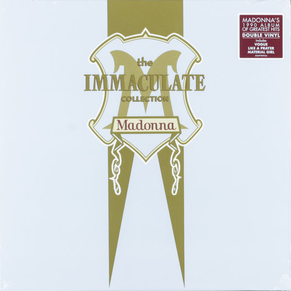 Madonna Madonna - Immaculate Collection (2 LP)