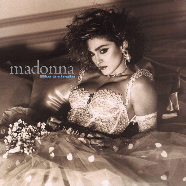 Madonna  - Like  Virgin (colour)